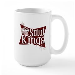 Smut Kings Red Logo Mug