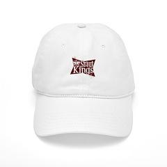 Smut Kings Red Logo Baseball Cap