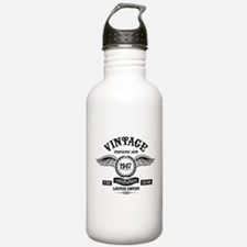 Vintage Perfectly Aged 1947 Water Bottle