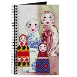 Babushkas Journals & Spiral Notebooks
