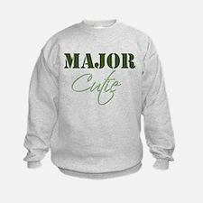 major cutie Sweatshirt