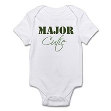 major cutie Infant Bodysuit