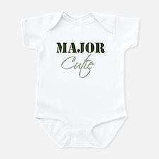 major cutie Infant Bodysuit