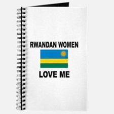 Rwandan Love Me Journal