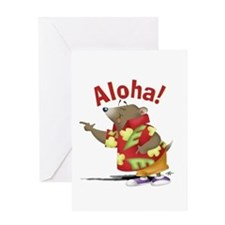 Aloha! Greeting Card