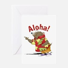 Aloha! Greeting Card