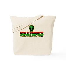 Unique African american Tote Bag