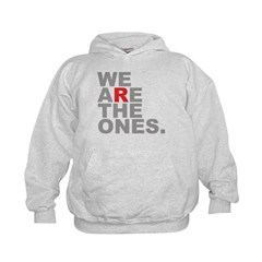 We Are The Ones Kids Hoodie