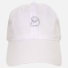 I'm Stuck On You Baseball Baseball Cap