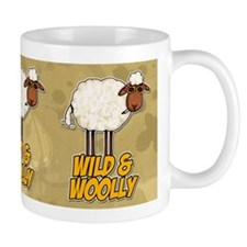 wild and woolly Mug