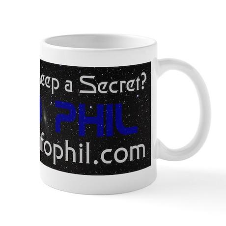 UFO Phil Mug