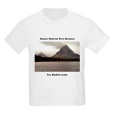 Two Medicine Lake Kids T-Shirt
