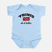 Trinis do it better Infant Bodysuit
