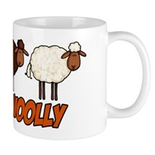 Wild and Woolly (trio) Mug