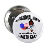 National Nurse Button