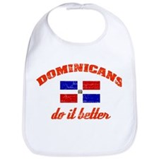 Dominicans do it better Bib