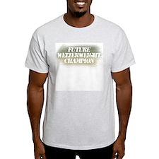 Future Welterweight Champion T-Shirt