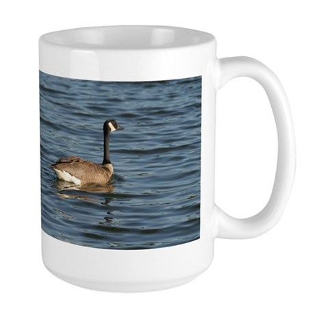 Canadian Goose, Large Mug