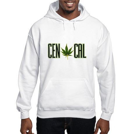 CEN CAL -- T-SHIRTS Hooded Sweatshirt