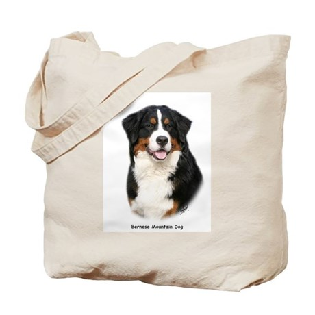 Bernese Mountain Dog 9Y348D-115 Tote Bag