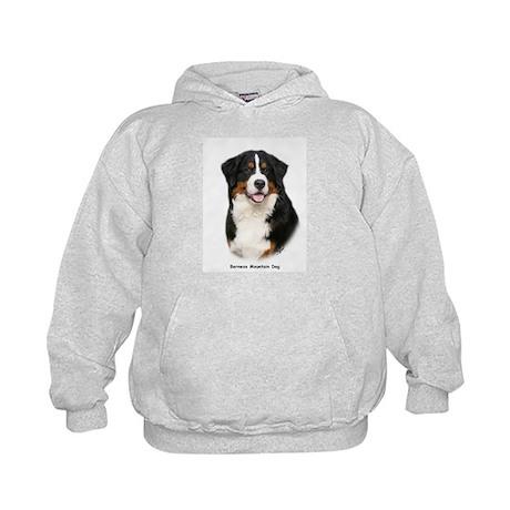 Bernese Mountain Dog 9Y348D-115 Kids Hoodie