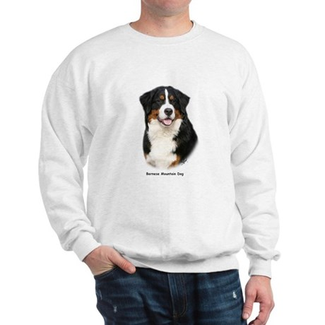 Bernese Mountain Dog 9Y348D-115 Sweatshirt