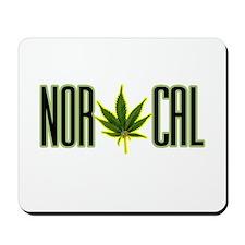 NOR CAL -- T-SHIRTS Mousepad