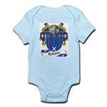 Lammie Family Crest Infant Creeper