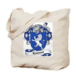 Lamont Family Crest Tote Bag