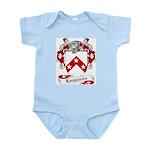 Langlands Family Crest Infant Creeper