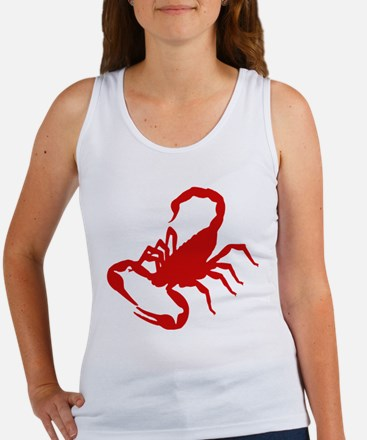 scorpion Women's Tank Top