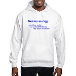 Its Now or Never Hooded Sweatshirt
