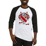 Law Family Crest Baseball Jersey