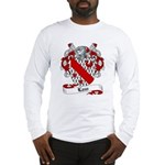 Law Family Crest Long Sleeve T-Shirt