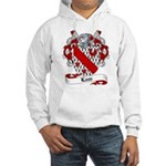 Law Family Crest Hooded Sweatshirt