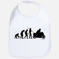 Biker Evolution Bib