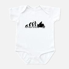 Biker Evolution Infant Bodysuit
