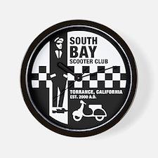 South Bay SC (Ska) Logo Wall Clock