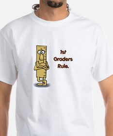 1st Graders Rule Shirt