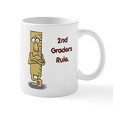 2nd Graders Rule Mug