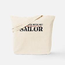 Unique Sailor Tote Bag