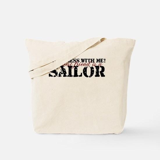 Cool Sailor Tote Bag