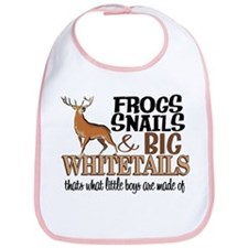 Big Whitetails - Little Boys Are Made Of Bib