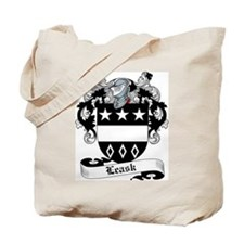 Leask Family Crest Tote Bag