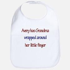 Avery Has Grandma Bib