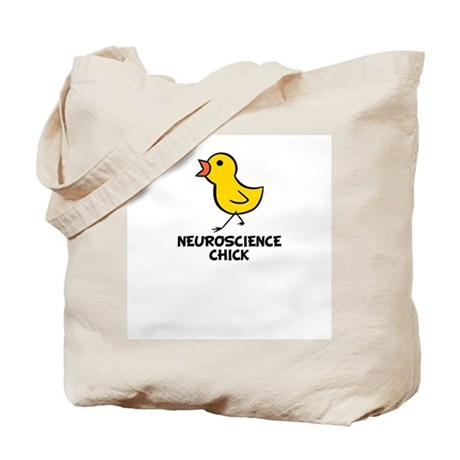 Neuroscience Chick Tote Bag