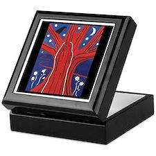 """""""Tree of Life"""" Keepsake Box"""
