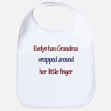 Evelyn Has Grandma Bib
