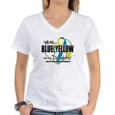 Blue & Yellow for Daughter Shirt