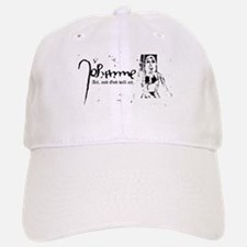 Joan of Arc (...God will act. Baseball Baseball Cap